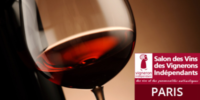 Invitation : Salon des Vignerons Indépendants de Paris