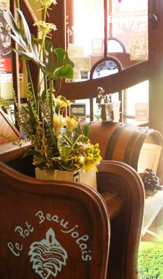 Le Pot Beaujolais, restaurant lillois