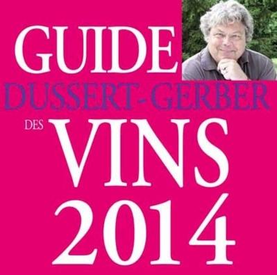 Le Domaine de la Combe au Loup sélectionné dans le Guide Dussert Gerber 2014