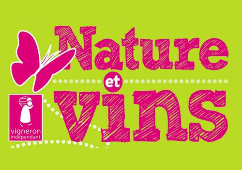 """Invitation au salon """"Nature et Vins"""" de Paris"""
