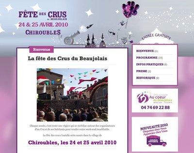 Fête des Crus du Beaujolais