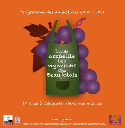 Lyon accueille les vignerons du Beaujolais