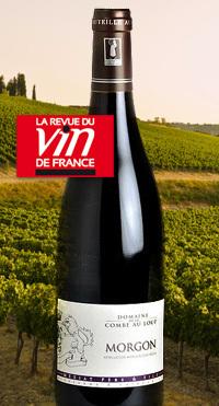 Vin Beaujolais Morgon
