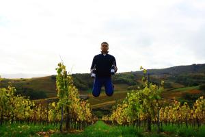 Rencontre avec Benjamin Poussardin ou Binbin fou de vin.