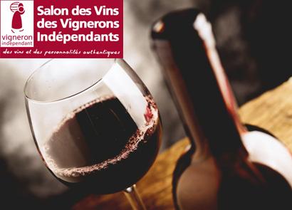 Invitation au Salon des Vignerons Indépendants de Lille