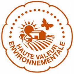 Le Domaine obtient la certification Haute Valeur Environnementale !
