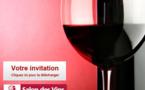Le Domaine de la Combe au Loup au salon des vignerons Indépendants à Lille